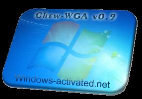 Chew-WGA Activator for Windows 7
