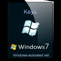 Keys for Windows 7 Pro x64 Activation